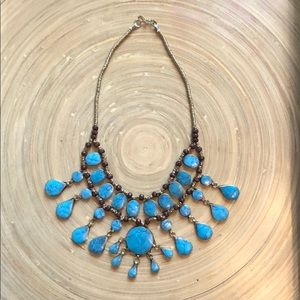 Accessories - Vintage Turquoise Necklace